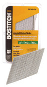 "Bostitch NAIL FINISH 072 2-1/2""GAL. 3655 PER BOX, 1 BX, #FN1540"