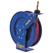 Coxreels EZ-Coil Performance Safety Reels, 1/2 in x 50 ft, 1 EA, #EZPLP450