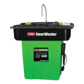 CRC SmartWasher Bioremediating Parts Washer, SW-28 SuperSink, 1 EA, #14144