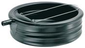 Plews 5-GAL. PLASTIC DRAIN PAN, 1 EA