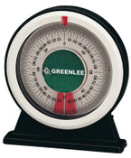 Greenlee Angle Protractors, Magnetic Base, 1 EA, #50359053