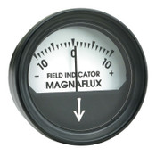 Magnaflux 2480 Field Indicator, -10 Gauss to +10 Gauss, Uncalibrated, Plastic, 1 EA, #2480