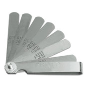Stanley Products SET FEELER GA 9 BLADE, 1 ST, #J000A