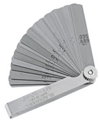 Stanley Products 25 Blade All Purpose Feeler Gauge, 1 EA, #MT1049