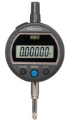 Mitutoyo Digital Indicators ID-S Solar,  0.5 in Range, Lug Back, 1 EA