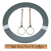 Apex Tool Group Replacement Blade, 1/4 in x 100 ft, E1 Steel Blade, Use with Y1276D, 1 EA, #RY1276DN
