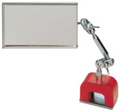 General Tools Magnetic Base Inspection Mirrors, 3 1/2 in x 2 in, 1 EA, #MB560