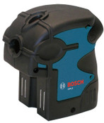Bosch Tool Corporation 2-Point Self-Leveling Alignment Lasers, 30 ft Range, 1 EA, #GPL2