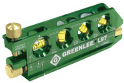 Greenlee Mini-Magnet Laser Levels, 5.63 in, 80 yd, 1 EA, #L97