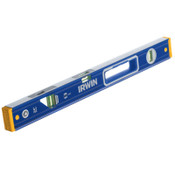 Stanley Products 2500 Box Beam Levels, Magnetic, 24 in, 2 EA, #1794064