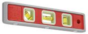 Ridge Tool Company Torpedo Levels, 9 in, 3 Vials, 0° - 90° Range, 1 EA