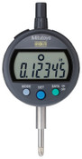 "Mitutoyo ID-C Standard Type Digimatic Indicators, 0.5"" Range, Less than 1.5N Meas. Force, 1 EA, #543392B"