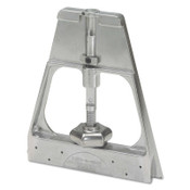 Jackson Safety Flange Aligner Bases, Aluminum, 1 EA, #14795