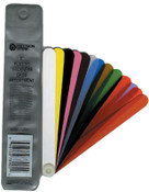 "Precision Brand 5"" FAN BLADE ASSORTMENTPLASTIC THICKNESS G, 1 EA, #78905"