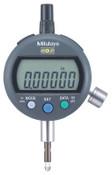 Mitutoyo ID-C Standard Type Digimatic Indicators, 0.5 in Range, 0.4-0.7 N Measuring Force, 1 EA, #543396B
