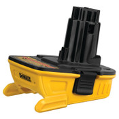 DeWalt 18V Tool Battery Adapters, For 18V DeWalt Tools, 1 EA