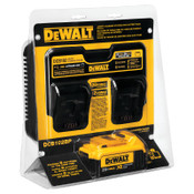 DeWalt Jobsite Charging Stations, 12 to 20 V, 1 EA