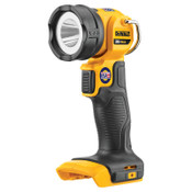 DeWalt 20V MAX* LED Cordless Work Light, Tool Only, 110 Lumens, 1 EA, #DCL040