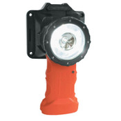 Bright Star Responder Right Angle LED Lights with Lithium Ion Technology, Safety Orange, 1 EA, #510221