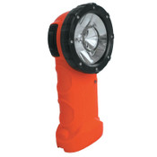 Bright Star Responder Right Angle LED Lights, 6 AA, Safety Orange, 1 EA, #510304