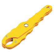 Ideal Industries Safe-T-Grip FusePuller, Medium, 1 EA, #34002