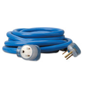 CCI 8/3 STW Welder Extension Cords, 50 ft, 1 EA, #19228806