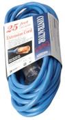 CCI Vinyl Extension Cord, 25 ft, 1 Outlet, 1 EA, #2467SW8806