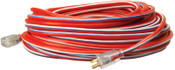 CCI Stripes Extension Cord, 50 ft, 1 EA, #02548USA1