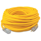 CCI RoyalFlex UL Extension Cord, 100 ft, 1 Outlet, 1 EA, #36890002