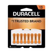 Duracell Button Cell Lithium Battery, #13, 288 CA, #DURDA13B8ZM09