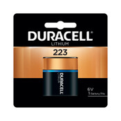 Duracell Lithium Batteries, 6 V, 223, 6 CT, #DURDL223ABPK