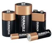 Duracell DURACELL COPPERTOP 9V RECLOSEABLE, 4 PK, #DURMN16RT4Z