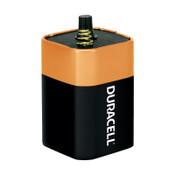 Duracell Duracell Lantern Batteries, Non-Rechargeable Alkaline, 6 V, Lantern, 1 EA, #DURMN908