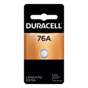 Duracell Alkaline Medical Battery, 76/675, 1.5V, 36 EA, #DURPX76A675PK09