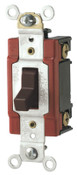 Cooper Wiring Devices SW TOGGLE SP 20A 120/277V AUTOGRD B&S BR, 10 EA
