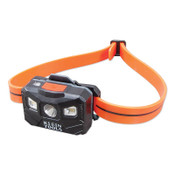 Klein Tools Rechargeable Auto-Off Headlamp, 1 EA, #56034