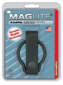 MAG-Lite Belt Holders, For Use With D-Cell Flashlights, Plain Leather, Black, 12 EA