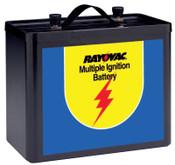 Rayovac Lantern Batteries, Emergency, 7.5V, 4 EA, #903C
