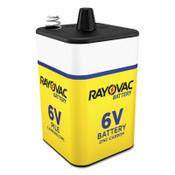 Rayovac Heavy-Duty Spring Terminal Batteries, Carbon Zinc, 6 V, 908, 1 EA, #944C