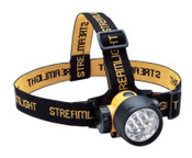 Streamlight Septor LED Headlamps, 3 AAA, 50 lumens, 1 EA, #61052