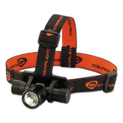 Streamlight Streamlight ProTac HL Headlamp, (2) 3V CR123A, 20 to 635 lumens, Black, 1 EA, #61304