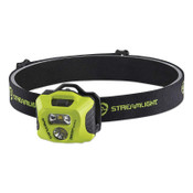 Streamlight Enduro Pro HAZ-LO Headlamp, 3-AAA Batteries, Spot/Flood/Combo, 1 EA, #61424