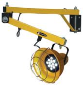 TPI Corp. 12 WATT LED DOCK LIGHT W40' ARM LENGTH, 1 EA, #DKL40VALED