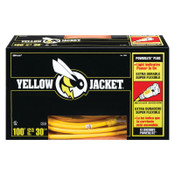Woods Wire Yellow Jacket Power Cord, 100 ft, 1 EA