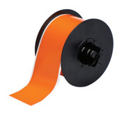 Brady BBP31 Indoor/Outdoor Vinyl Tapes, 100 ft x 2 1/4 in, Orange, 1/RL, #B30C2250595OR