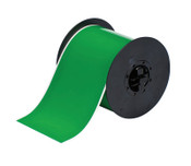 Brady BBP31 Indoor/Outdoor Vinyl Tapes, 100 ft x 4 in, Green, 1/RL, #B30C4000595GN
