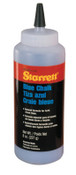 L.S. Starrett SC8B BLUE CHALK REFILL 8, 1/EA, #63146