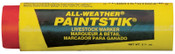 Markal All-Weather Paintstik Livestock Markers, 1 in X 4 in, Orange, 1/EA, #61024