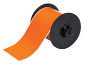 Brady BBP31 Indoor/Outdoor Vinyl Tapes, 100 ft x 4 in, Orange, 1/RL, #B30C4000595OR