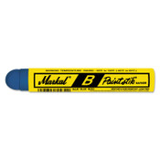 Markal Paintstik B Markers, 11/16 in, Blue, 12/DZ, #80225